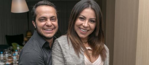 Thammy Miranda e Andressa Ferreira são pais do pequeno Bento. Foto: Arquivo Blasting News