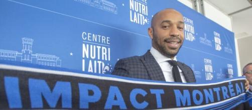 Thierry Henry disputa su primera temporada como entrenador de Montreal. - rcinet.ca