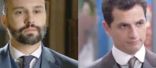Una Vita, trame dal 3 all'8 maggio: Felipe litiga con Antonito