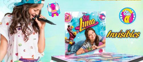5 artistas que chamaram atenção na novela 'Sou Luna'. (Arquivo Blasting News)