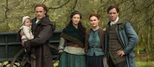 """A quarta temporada de """"Outlander"""" está chegando na Netflix. (Reprodução/Netflix)"""
