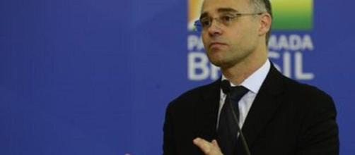 André Mendonça é o novo ministro da Justiça do Governo Bolsonaro. (Divulgação/Agência Brasil)