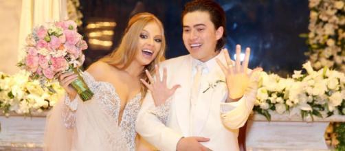 Casamento de Whindersson Nunes e Luisa Sonza chegou ao fim. (Reprodução/Instagram)