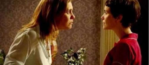 Débora Falabella interpretou Nina/Rita na trama. (Reprodução/TV Globo)