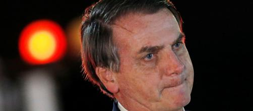 """E daí?"""", diz Bolsonaro após Brasil superar China em mortes. (Arquivo Blasting News)"""