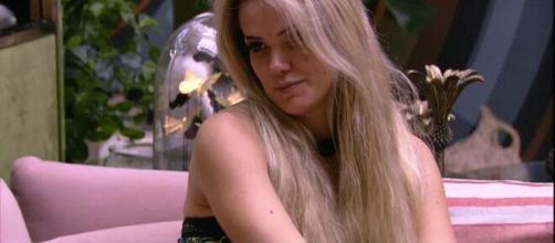 Marcela fala sobre abusos sofridos e diz: 'Tudo bem ser feminista e errar'. ( Reprodução/TV Globo )