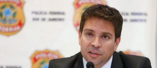 Ministro Alexandre suspende a nomeação de Ramagem para a Diretoria da PF. (Arquivo Blasting News)
