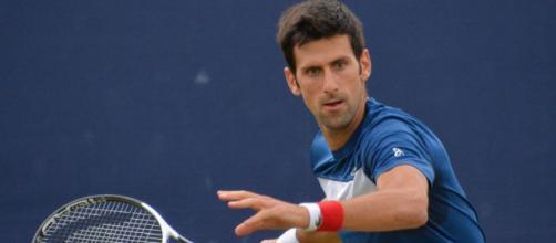 Novak Djokovic, attuale numero 1 del ranking Atp.