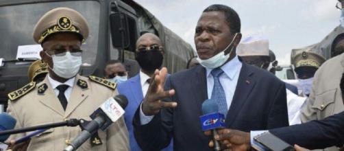 Paul Atanga Nji, Ministre de l'Administration Territoriale du Cameroun (c) Minat