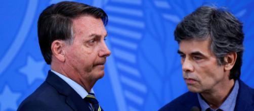 Teich defende Bolsonaro. (Arquivo Blasting News)
