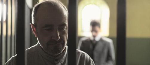 Una vita, anticipazioni all'8 maggio: Felipe accuserà Ramon di essere un assassino