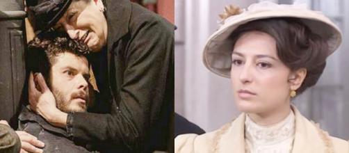 Una Vita, trame spagnole: Eduardo muore, Ursula apprende che Lucia è malata.