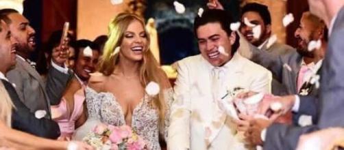 Whindersson Nunes e Luísa Sonza se casam em Maceió: casal anuncia o fim da relação (Arquivo Blasting News).