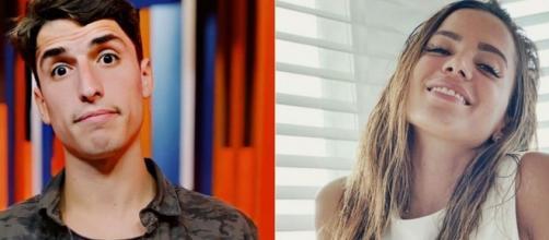 BBB20: Prior afirma que está trocando mensagens com Anitta após o confinamento. (Fotomontage)