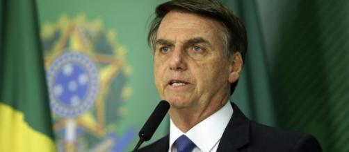 Bolsonaro programa jejum para 'livrar' brasileiros da covid-19. (Reprodução/Agência Brasil)