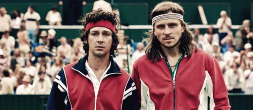Borg McEnroe: il film sui due grandi campioni di tennis domenica 5 aprile in tv su Rai 3 e in streaming online su Raiplay - maxxi.art