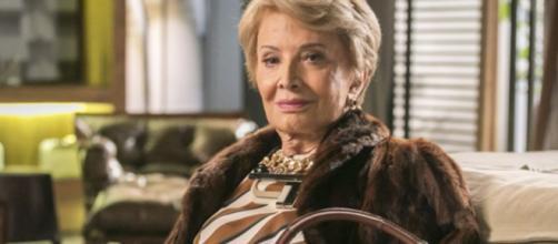 Glória Menezes optou por não fazer mais novelas por serem longas e cansativas. (Reprodução: TV Globo)