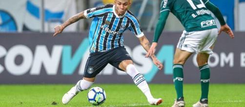 Grêmio e Palmeiras são os brasileiros que mais participaram da Libertadores. (Arquivo Blasting News)