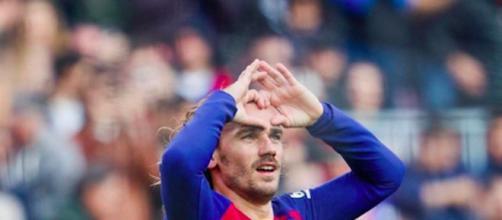 Grizemann pourrait aller au PSG. Credit: Instagram/fcbarcelona