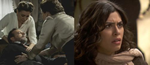 Il Segreto, trame Spagna: Emilia tenta di rapire Raimundo, Alicia vittima di un attacco .