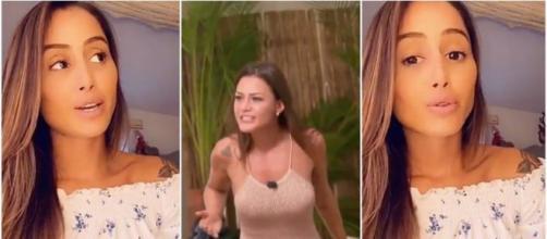Les Marseillais aux Caraïbes : Alix continue de clasher sa rivale Océane, elle réagit enfin. ®Snapchat : Océane El Himer