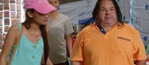 On '90 Day Fiancé,' Big Ed visit Rose's house first time, got shocked seeing its condition. [Image Source: TLC/ YouTube]