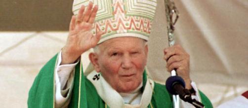 Papa João Paulo 2° morreu em abril de 2005. (Arquivo Blasting News)