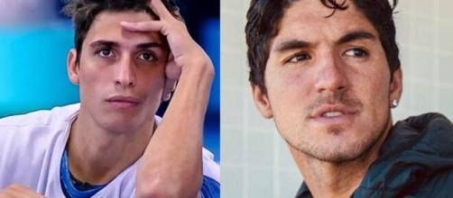 Prior e Medina são amigos agora, e o ex-BBB ainda se aproximou de Neymar e Maquezine. (Fotomontagem)