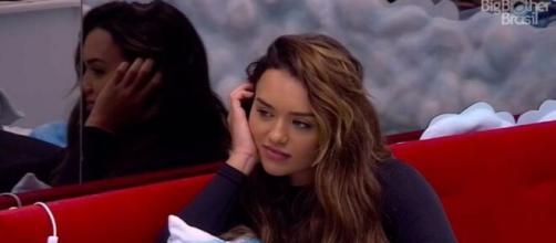 Rafa fala com sisters que planeja fazer campanha para Babu. (Reprodução/TV Globo)