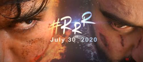 'RRR' Movie To Release On July 30th (Image via DVV Ent/Youtube)