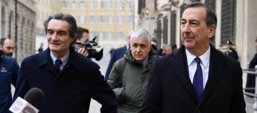 Scontro tra il Governatore lombardo Fontana e i Sindaci Pd