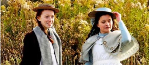 Amybeth McNulty deu vida a personagem de Anna na série. (Foto/Instagram)