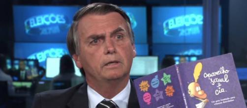 Bolsonaro acusa OMS. (Arquivo Blasting News)