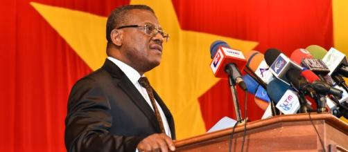 Cameroon's Prime Minister Joseph Dion Ngute speaks during a ... - savedelete.com