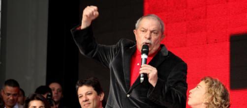 Lula faz críticas a Sergio Moro. (Arquivo Blasting News)