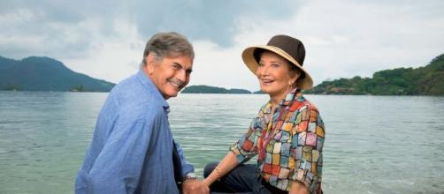 Glória Menezes e Tarcísio Meira completarão 58 anos de casados. Foto: Arquivo Blasting News