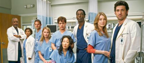 Grey's Anatomy foi sucesso nos EUA e no mundo. (Arquivo Blasting News)