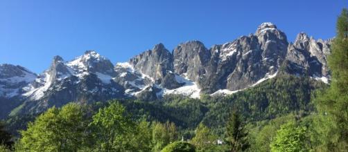 Il Cai: 'Le montagne hanno bisogno di noi e noi di loro'.