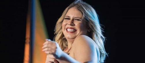 Marília Mendonça fez sucesso com live. (Arquivo Blasting News)