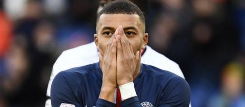 Mercato PSG : Paris 'en dépression', 'gros doute' sur Mbappé (Crédit instagram/psg)