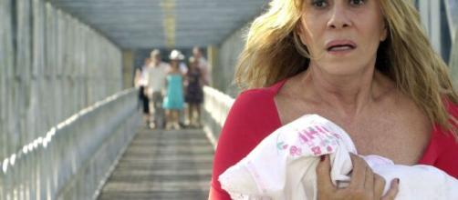Nazaré é uma das personagens da trama. (Reprodução/TV Globo)