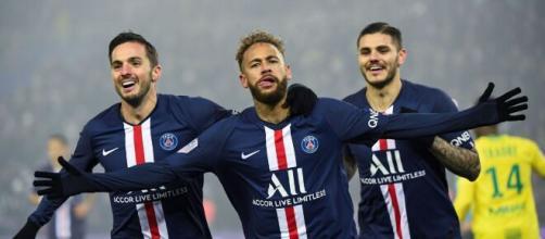 """Neymar llama al escuadrón actual de PSG """"El más fuerte en todos los sentidos"""" - psgtalk.com"""
