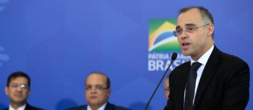 Novo ministro da Justiça e Segurança Pública, André Mendonça. (Arquivo Blasting News).