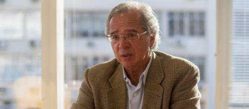 Paulo Guedes fala sobre desemprego (Fonte: Blasting)