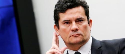 Sergio Moro pediu demissão do cargo do governo Bolsonaro. (Arquivo Blasting News)
