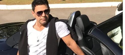 Zezé Di Camargo ajudará hospital de campanha. (Reprodução/Instagram/@zezedicamargo)