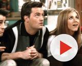 """Famosos de """"Friends"""" anos depois da primeira transmissão. (Reprodução/NBC)"""