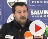 Matteo Salvini sulla sua pagina Facebook ha mostrato un commento duro nei suoi confronti.