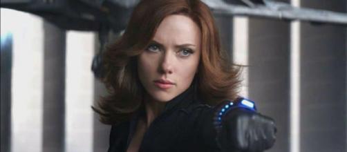 A atriz Scarlett Johansson é sagitariana. (Reprodução/Walt Disney Studios)