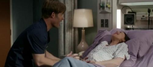 Anticipazioni Grey's Anatomy 16x21: Amelia Shepherd inizia il travaglio e viene ricoverata